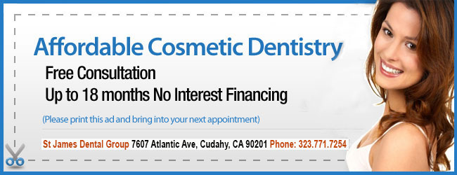 Free Cosmetic Consultation Coupon