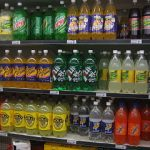 Sodas and soft drinks