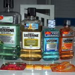 Mouthwash products